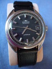 MONDIA WATCH  AUTOMATIC MANUFACTURED BY ZENITH