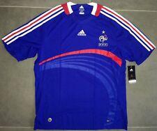 Neuf Maillot Adidas Équipe De France Euro 2008 Taille XL FFF 98