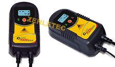 Batterie intelligentes Ladegerät 12V u 24V IQ Loader Säurebatterie AGM GEL