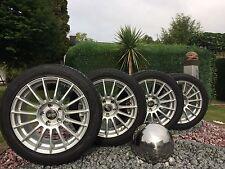 BMW Radsatz Winterreifen OZ Felgen Superturismo 8x18 Vredestein 245 45 18