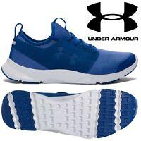 Under Armour Drift Runner Mineral Men's Running Trainers Slate Blue Sneakers
