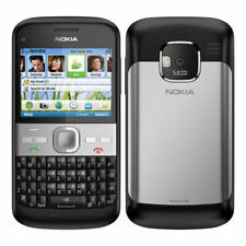 Nokia E5-00 Mobile phone, HSDPA 3G, 100% Genuine Original New- Black