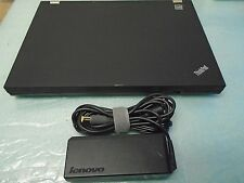 Lenovo ThinkPad T410 / 1st-Gen i5 / 4GB RAM / 128GB SSD / Windows 10 Pro 64-bit