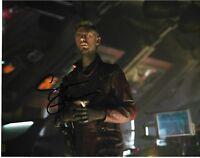 Sean Gunn autographed 8x10 Photo COA Guardians of the Galaxy 'Kraglin'