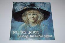 Halász Judit~Boldog Születésnapot~1986 Hungarian IMPORT~Children's Music~Insert