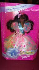 1994 Birthday Barbie African American Barbie Doll #12955