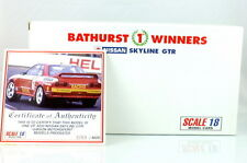1/18 Kyosho Nissan Skyline GTR R32 Skaife / Richards 1992 Bathurst Winner