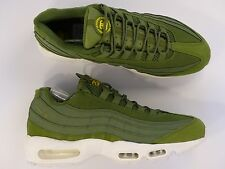 Nike Air Max 95 x Stussy Olive UK9/US10/EU44 DS BNIB Air Max Day OG 1 Red Blue