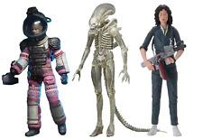 "Alien Ripley, Dallas, Big Chap 40th Anniversary 7"" Action Figures Wave 1 - NECA"