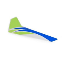 BLADE mCP X Green Vertical Fin with Decal BLH3520G MCPX HELICOPTER SPARE