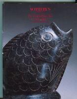 Sotheby's Auction Catalog November 19 1990 - Pre-Columbian Art