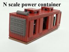 N scale M of W  ( MOW ) Power container gen.