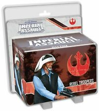 Star Wars Imperial Assault Board Game: Rebel Troopers Ally Pack