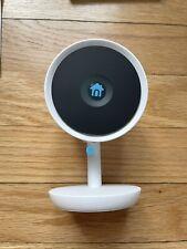 Google Nest Cam IQ Indoor Full HD Wi-Fi Home Security Camera White A0053