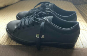 Kids Lacoste Trainers 2.5