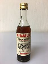Mignon Miniature Mirabella Marsala Superiore Garibaldi Dolce 55cc 18% Vol