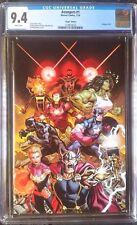 Avengers (2018 8th Series)  #1 McGuinness Virgin Variant CGC 9.4 1:100