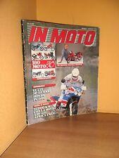 In Moto - n° 1 - Gennaio 1990 - Guzzi SP III 1000 / Honda PC 800 - Rivista