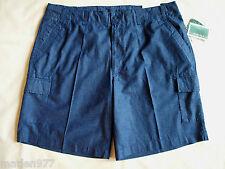 Cubavera Men`s Linen/Cotton Drawstring Shorts 42 New $65