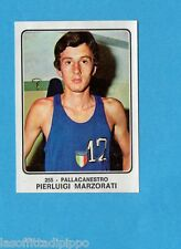 CAMPIONI dello SPORT 1973/74-Figurina n.255- MARZORATI - PALLACANESTRO -Rec