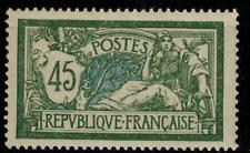 France N° 143  Neuf **