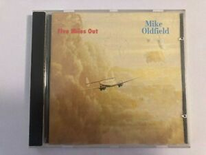Mike Oldfield - Five Miles Out - CD