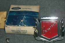 NOS Roof Emblem 68 Mercury Montego MX Brougham Ornament 302 351 390 428 CJ Ford