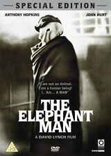 THE ELEPHANT MAn di David Lynch DVD Special Edition in Inglese NEW .cp