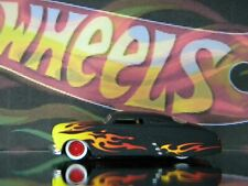 Hot Wheels 1949 ,49 Merc Black with Flames
