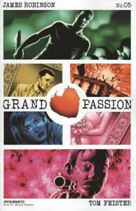 Grand Passion #5A FN 2017 Stock Image