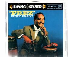 CD Perez Prado	Prez | Living Stereo inc bonus tracks	CD RARE