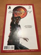 Firefly Serenity Dark Horse Comics 2010 First Issue Whedon