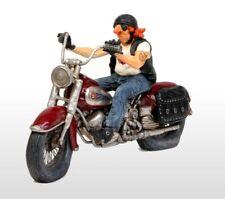 Guillermo Forchino - 'THE BIKER' figurine