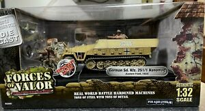 Forces of Valor 81410 German Sd Kfz 251 1 Hanomag Eastern Front 1944