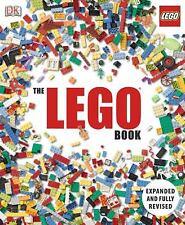 The LEGO Book by Daniel Lipkowitz