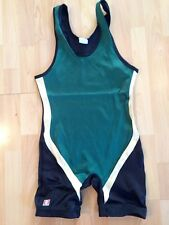 Brute Basha High School Wrestling Singlet, Size Adult 2XL / XXL