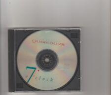 London Quireboys- 7 O'Clock Rare US promo cd single