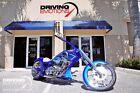 2006 TNT Chopper Custom Pro Street Motorcycle 2006 TNT Chopper Custom Pro Street Motorcycle 0 Blue Metallic Manual