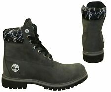 Timberland 6 Inch Premium Element Wind Leather Lace Up Mens Boots A1WHQ B56E