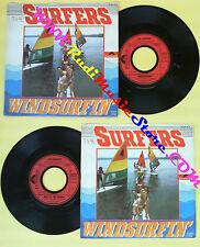 LP 45 7'' THE SURFERS Windsurfin Nite at the beach 1978 germany no cd mc dvd