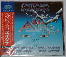Asia - Fantasia Live in Tokyo JAPAN  IMPORT CD FACTORY SEALED WITH OBI