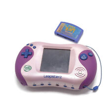 Leapfrog Leapster 2 with I Spy Game Purple