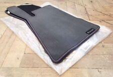 2 tapis gris ORIGINE Smart Roadster 452 01 a 05 floor mats brabus Genuine