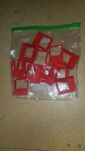 Lego Windows (RED) Joblot