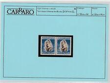 FRANCOBOLLI - 1950 REP. TABACCO L. 55 PUNTO CHIARO ADERENTE ALLA E DI DEL A/2140