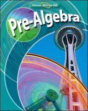 Pre-Algebra Student Edition