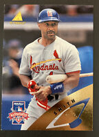 1995 Pinnacle All-Star FanFest Ozzie Smith #18 Cardinals Padres Baseball Card