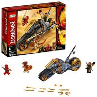 LEGO 70672 NINJAGO COLE'S DIRT BIKE 212 Pieces