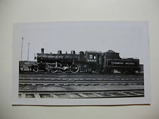CAN125 - CANADIAN PACIFIC RAILWAY - STEAM LOCO No2593 WINNIPEG Man. Canada