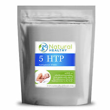 90 5-HTP - GRIFFONIA SEED EXTRACT TABLETS HELP EASE DEPRESSION ANXIETY INSOMNIA